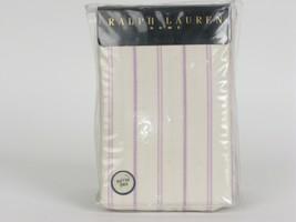 Ralph Lauren Giselle Stripe St Remy Solange King Pillowcases Nip - $66.88