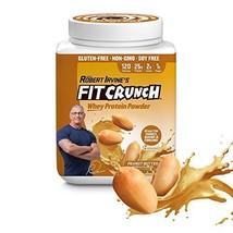 Chef Robert Irvine's FITCRUNCH Whey Protein Powder, Gluten Free Whey Protein (18 - $24.99