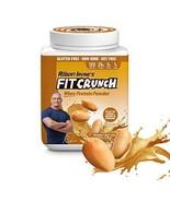 Chef Robert Irvine's FITCRUNCH Whey Protein Powder, Gluten Free Whey Pro... - £18.17 GBP