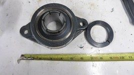 SFTMH-27T Sealmaster Flange-Mount Ball Bearing Unit Two-Bolt Flange image 1