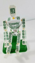 crayola movable statue on stand 9 inches - $8.91