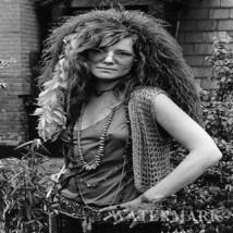 Musician Janis Joplin Black &  White 8 X 10 Photo  Picture FREE SHIPPING - $7.99