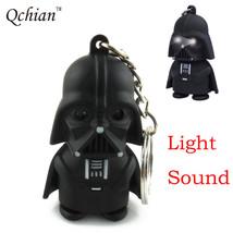 Keychain Star Wars  Led Light Sound - $5.99+