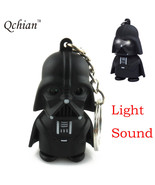 Keychain Star Wars  Led Light Sound - $5.99