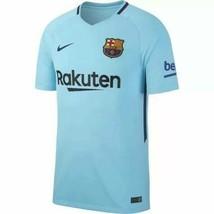 Barcelona Nike Maglia Trasferta 2017-18 Barcelona Home Jersey Nike Away - $85.00