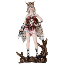 Pacific Giftware Mystical Fairy with The Prowess of an Owl Collectible F... - $55.43