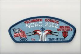 Tecumseh Council SA-27 CSP 2002 NOAC - $12.38