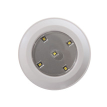 (1) Pc Kitchen Closet Under Cabinet LED Wireless Puck Lighting Light Nig... - $13.95