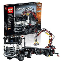Lepin 20005 Technic series Arocs truck TECHNICIAN block set (2793pcs) - $126.00