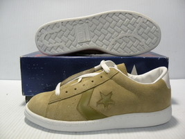 CONVERSE PRO ALL STAR VINTAGE MEN SZ 7 / WOMEN SZ 8.5 SHOES MUSTARD 1827... - $94.04