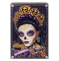 Barbie 2021 Dia De Muertos Doll Day Of The Dead Brand New In Hand Ready ... - $143.37