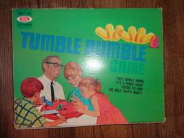vintage Tumble Bumble game - $10.00