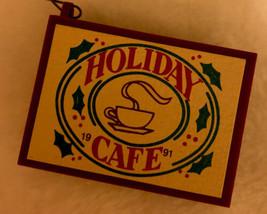 Vintage Hallmark Keepsake Christmas Ornament  Matchbox Memories Holiday ... - $5.93