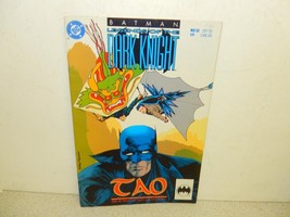 Vintage COMIC-DC COMICS- Batman Legends Of The Dark Knight #52 OCT.1993 GOOD-L30 - $1.83