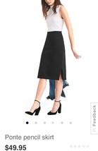 Gap Ponte Pencil Skirt: Medium - $23.71