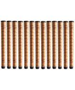 13 Winn Dri Tac Wrap Golf Grips Copper, All Sizes Available - $72.95