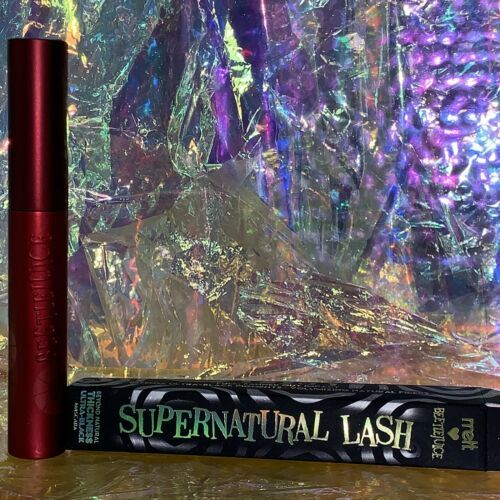 NEW IN BOX SHIPSsameBIZday Beetlejuice Melt Supernatural Mascara Voluminizing