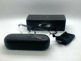 Oakley Gauge 3.2 Blade OX5128-0352 Matte Midnight Blue 52MM Eyeglasses Titanium - $76.60