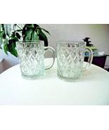 Paul Sebastian Diamond Crystal Mug Set of 2 - $24.74