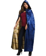 Rubies de Luxe Wonder Woman Adulte Manteau Cape Dc Comics Déguisement Ha... - $39.44