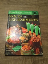 Better Homes & Gardens Snacks and Refreshments Cookbook(1963, HC) - $7.91