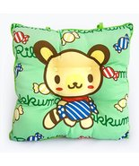 [Green Candy Bear] Chair Seat Cushion / Chair Pad (15.8 by 15.8 inches) - $17.81