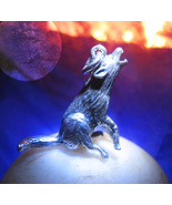 HAUNTED NECKLACE WOLF TRANSFORMATION EXTREME MAGICK MYSTICAL TREASURE  - $167.77