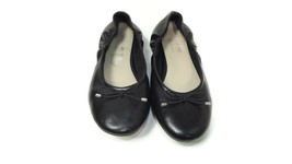 American Eagle Comfy Womens Pre Teen Girls Black Ballet Flats Shoes Size 3 - $17.10