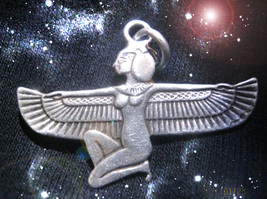 HAUNTED NECKLACE I AM THE BEAUTY GODDESS TIME TO TRANSFORM EXTREME OOAK MAGICK - $9,227.77