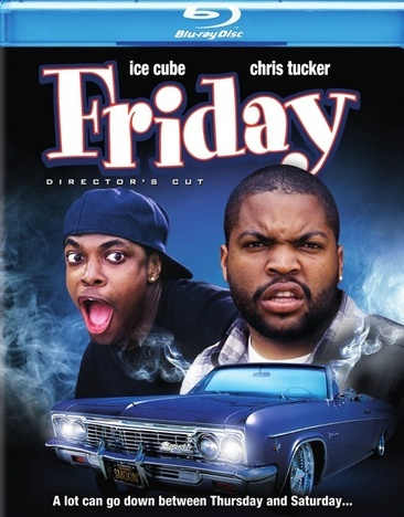 Friday (Blu-Ray/Deluxe Edition/Ws-1.85)