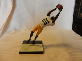 2011 Greg Jennings #85 Green Bay Packers McFarlane Figurine Road Uniform - $29.69