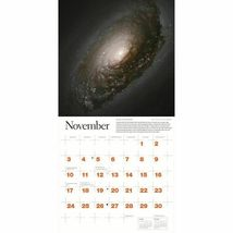 NEW 2019 Sealed 12x12 Earth and Space Astronomy Wall Calendar by Chronicle Books image 3