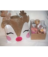 Bath & Body Works REINDEER Special Tote w/10 BBW Products - See Description - $39.99