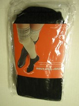 Over-The Knew W/Sock Bottome, Shoe Size 5-10.5, Jet Heather, By SockTigh... - $9.99