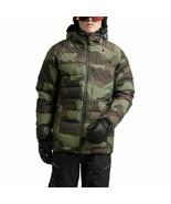 The North Face Gore-Tex Corefire Camo Down Ski Snowboard Jacket Coat Hoo... - $229.99