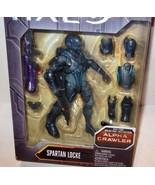 ✰ Halo Spartan SPARTAN LOCKE Mattel Build a Figure Series 1 Alpha Crawle... - $29.99