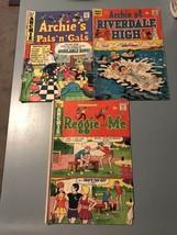 Vintage Archie Comics Magazine  Lot of 3 - $5.99