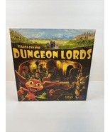 Dungeon Lords Board Game Z-Man 2-4 Player 12+ Vlaada Chvatil - $98.99