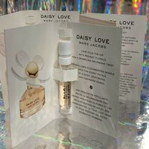 3 Piece Lot MARC JACOBS DAISY LOVE 1.2mL (3.6 mL Total) image 5