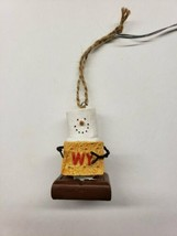 Wyoming State S'mores Ornament - $9.95