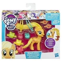 My Little Pony Twisty Twirly Hairstyles Applejack  - $18.73