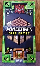 Minecraft Card Game--Pre-Owned & Complete - $8.25