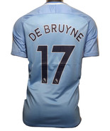 2017-18 Manchester City Nike Kevin De Bruyne #17 4XL Away Soccer Jersey - $57.99