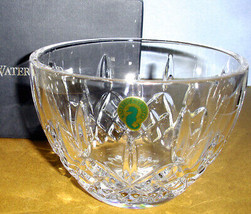 "Waterford Lismore 6"" Crystal Bowl #40025984 New In Box - $89.90"
