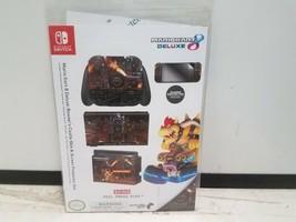 Nintendo Switch Skin & Screen Protector Set - Super Mario Kart Deluxe 8 - $18.95