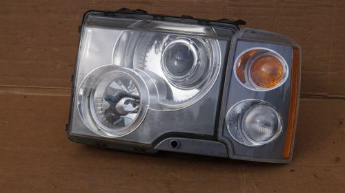 03-05 Range Rover L322 Xenon HID Headlight Head Corner Light Lamp Driver Left LH