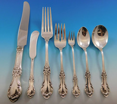 Wild Rose by International Sterling Silver Flatware Service 12 Set 90 pcs Dinner - $5,400.00
