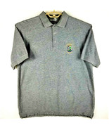 Harrods Knightsbridge Old Course at St Andrews Golf Polo Shirt - Gray - ... - $31.95