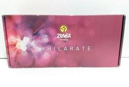 Zumba Fitness Exhilarate Series 1 - 5 DVD Workout Set & (4) Toning Sticks - $35.63