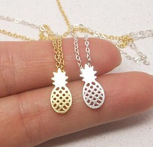 Shuangshuo Pineapple Theme Pendant / Necklace Link with Chain for Ladies... - $5.99